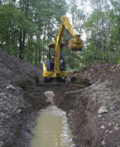 The First Digging, June 27, 2006
